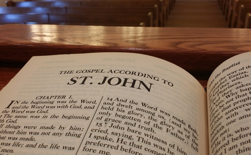 The Gospel of John at Lakeshore Baptist Church